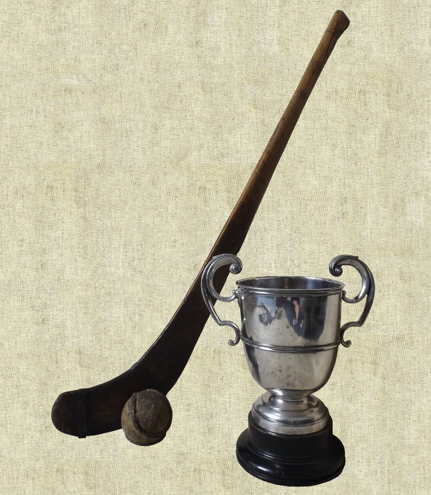 Hurl, Ball and cup