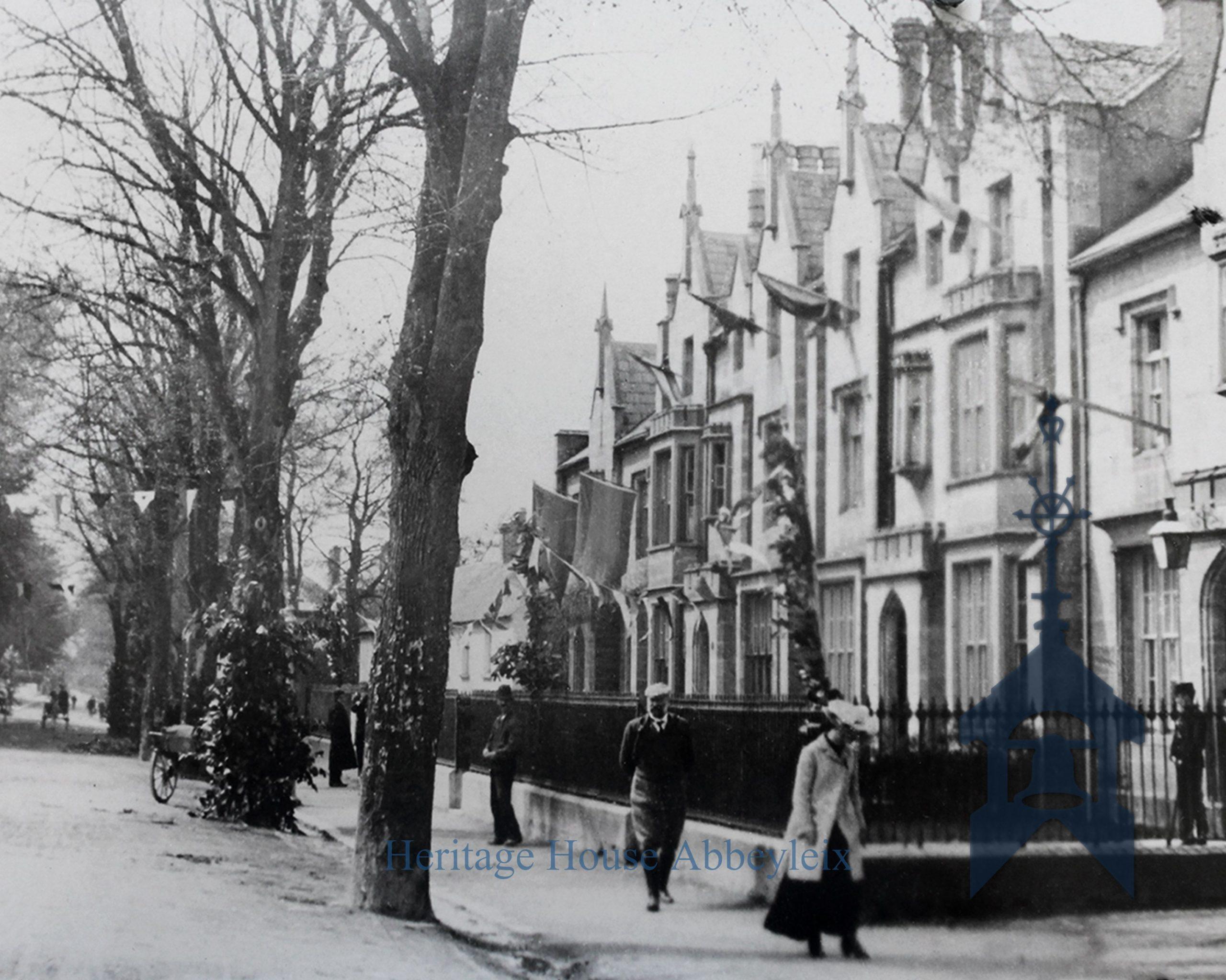 Pembroke Terrace c. 1904